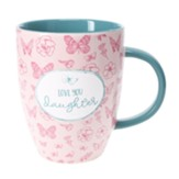 Love You Daughter Mug