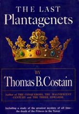 The Last Plantagenet: The Pageant of England, Vol. 4 - eBook