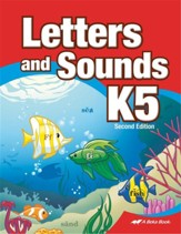 Letters and Sounds K5 (Unbound  Edition)