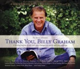 Thank You, Billy Graham--Commemorative DVD with CD