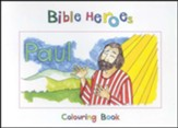 Paul Colouring Book