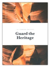 1&2 Timothy and Titus: Guard the Heritage Legacy Book, He Reads Truth