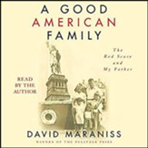 Good American Family, Audiobook on CD