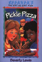 Pickle Pizza - eBook