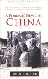 A Foreign Devil In China