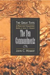 The Ten Commandments: A Preaching Commentary - eBook