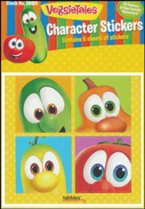 Veggie Tales Stickers