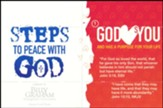 Steps To Peace With God (Foldable Version), 25 per pack
