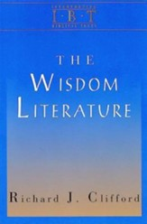 The Wisdom Literature (Interpreting Biblical Texts Series) - eBook