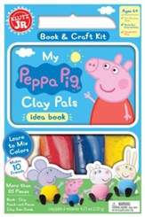 Klutz Jr, My Peppa Pig Clay Pals