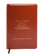 Day By Day With Billy Graham, Special Journal Edition