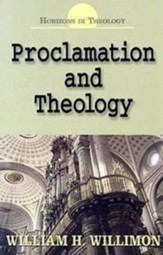 Proclamation and Theology - eBook
