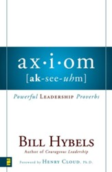 Axiom: Powerful Leadership Proverbs - eBook