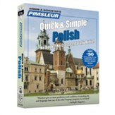 Pimsleur Quick & Simple Polish