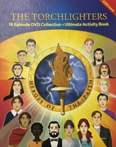 The Torchlighters DVD Collection + Activity Book