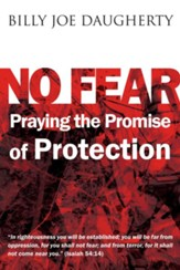 No Fear: Praying the Promises of Protection - eBook