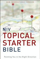 NIV Topical Starter Bible / Special edition - eBook