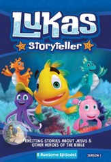 Lukas: Storyteller Series, Season 1 DVD