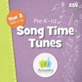 Song Time Tunes CD 10 Pack (Year 3; Units 11-15; Grades Prek-1; Contemporary)