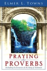 Praying the Proverbs: (Praying the Scriptures) - eBook