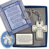 Cross, Just a Memory Away, Keychain