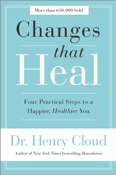 Changes That Heal: The Four Shifts That Make Everything Better...And That Everyone Can Do - eBook
