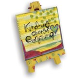 Kindness Changes Everything Mini Plaque