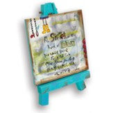 A Sister s the Kind of Friend Mini Plaque