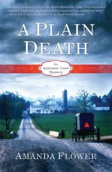 A Plain Death, Appleseed Creek Mystery Series #1 -eBook