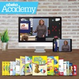 Abeka Academy Grade K4 Full Year  Video & Books Instruction - Independent Study (Unaccredited)