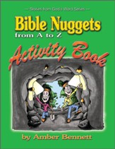 Bible Nuggets from A to Z - Activity Book - PDF Download [Download]