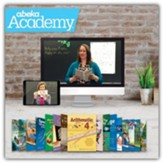 Abeka Academy Grade 4 Tuition and  Books Enrollment