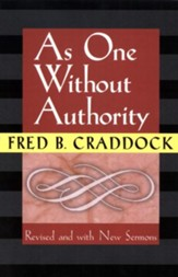 As one without authority - eBook