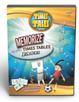 Upper Times Tables--DVD