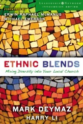 Ethnic Blends: Mixing Diversity into Your Local Church - eBook