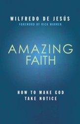 Amazing Faith: How To Make God Take Notice - eBook
