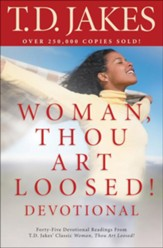 Woman, Thou Art Loosed! Devotional - eBook
