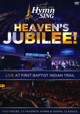Heaven's Jubilee! Live at Indian  Hills, DVD