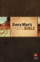 NLT Every Man's Bible - eBook