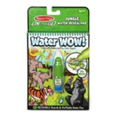 Water Wow! Jungle Water Reveal Pad