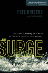 The Surge: Churches Catching the Wave of Christ's Love for the Nations - eBook