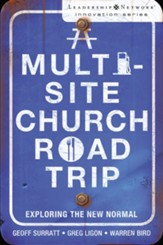 A Multi-Site Church Roadtrip: Exploring the New Normal - eBook