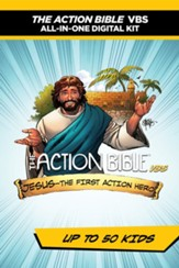 Action Bible VBS 2018: Complete Digital Resource Kit (51 Students and Over) [Download]