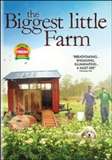 The Biggest Little Farm, DVD