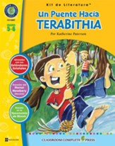 Un Puente Hacia Terabithia - Kit de  Literatura Gr. 5-6  (Bridge to Terabithia Literature Kit)