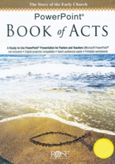 Book of Acts PowerPoint ® [Download]