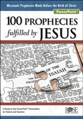 100 Prophecies Fulfilled by Jesus PowerPoint ® [Download]