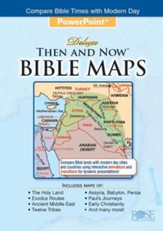 Then and Now Bible Maps PowerPoint ® [Download]