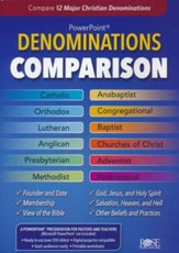 Denominations Comparison PowerPoint ® [Download]