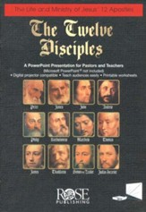 Twelve Disciples PowerPoint ® [Download]